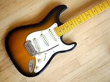 2007 G&L Legacy Electric Guitar '57 Spec Sunburst Leo Fender USA w/ Soft V Neck