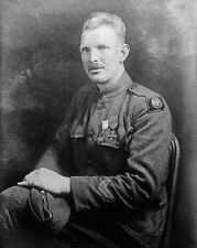 New 8x10 Photo: Medal of Honor Recipient and War War I Hero Sergeant Alvin York