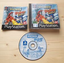 Digimon Rumble Arena PLAYSTATION PS1 Complet TBE
