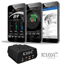PLX Kiwi 2+ Wifi OBD2 OBDII Code Scanner Reader for iOS, iPhone, iPad