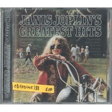 CD JANIS JOPLIN'S GREATEST HITS 5099749414624