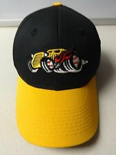 Vintage Bowling Green Hot Rods Adj Strap Ball Cap Adult OSFA Minor League MiLB