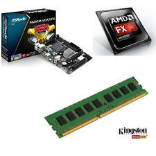 Hardwarebundle PC-Aufrüst-Kit CPU AMD FX4300 (4x3,8GHz)+4GB RAM+Asrock Mainboard
