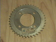 GENUINE YAMAHA YCS1 CS3 CS5 RD200 174-25440-20-00  STEEL REAR 40 TOOTH SPROCKET