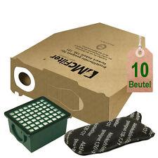 Filtertüten + Filter geeignet für Vorwerk Kobold 130 mit EB 351