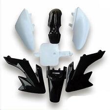 HONDA CRF 50 XR 50 SDG SSR Pro Dirt Bike Pit Bike PLASTIC KIT FENDER Black
