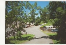 Lower Wensleydale Caravan Club Site Leyburn Postcard 432a
