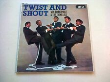 BRIAN POOLE & THE TREMELOES Twist And Shout With... LP