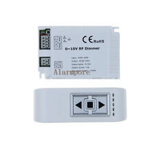 90-240V AC Signal 0-10V RF LED Dimmer with 3Keys RF Wireless Remote DM015