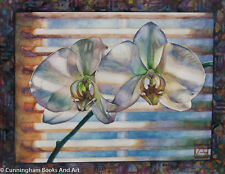 Orchid - Phalaenopsis Watercolour - unmatted ( US 614)