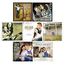 Joey+Rory Complete Series Life of a Song His & Hers Inspired and Hymns 7 CD Set!