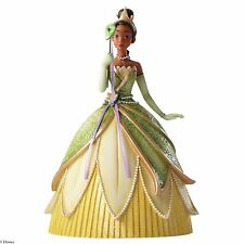 Disney Showcase Haute Couture Tiana Masquerade Figurine Ornament 20cm 4050317