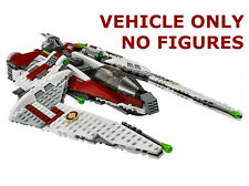 INCOMPLETE LEGO JEDI SCOUT FIGHTER VEHICLE ONLY no minifigs 75051 yoda chronicle