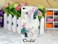 Hard(Scratch relief)Cas-- iPhone 5 Chinese Classic Style-LADY'S PRIORITY CHOICE