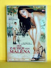 Der Zauber von Malèna * DVD(2002)m. Monica Bellucci / wie NEU **SOFORT**