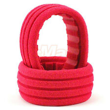 AKA Racing Closed Cell Rear Tire Inserts Soft Red 1:10 RC Car Buggy Evo #33020