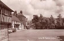 The Square Lenham Nr Charing Ashford unused RP old pc Sweetman