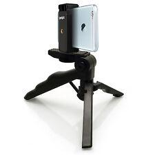 Stabilisator Kompakt Mini-Tischstativ + Universal Handy Halterung Stativadapter