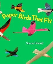 Paper Birds That Fly-ExLibrary