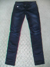 G STAR '5620 SLIM TAPERED WMN' STRETCH JEANS WMN SIZE 9