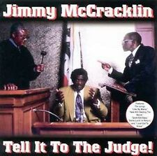 Mccracklin, Jimmy: Tell It to the Judge  Audio Cassette