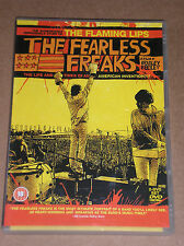 THE FLAMING LIPS - THE FEARLESS FREAKS - 2 x DVD