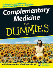 Complementary Medicine For Dummies by Jacqueline Young (Paperback, 2007)