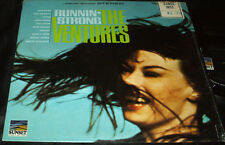 THE VENTURES Runnin Strong LP VG+ in STORE SHRINK!!