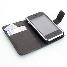 Apple iPhone 3g 3gs, móvil funda Cartera Wallet plegable, funda protectora, funda, protección
