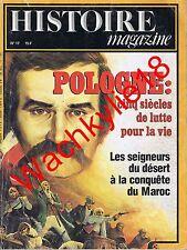 Histoire magazine n°17 de 06/1981  Pologne Pilsudski Katyn Baluka Maroc