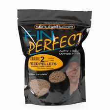 SONUBAITS FIN PERFECT METHOD/CAD POT FEED PELLETS CARP FISHING BAIT 2mm 650g
