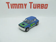 CORGI RENAULT 5 TURBO BP TEAM IN BLUE