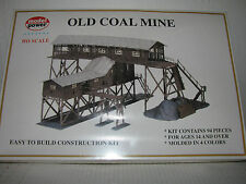 Model Power HO scale #316 Old Coal Mine Kit