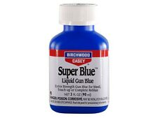 BIRCHWOOD Casey SUPER BLU PISTOLA BLUING Liquid Blue