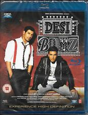 DESI BOYZ - NEW ORIGINAL BOLLYWOOD BLU RAY - FREE UK POST
