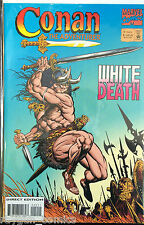 Conan The Adventurer #2 VF+/NM- 1st Print Free UK P&P Marvel Comics