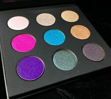 Make Up Forever 9 Artist Shadow Palette - Brilliant Jewel tones
