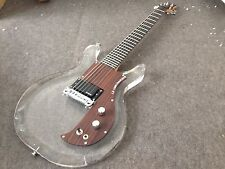Starshine 2016 SR-MCY-100C  electric guitar acrylic body Dan series