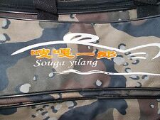 New Saugayilang Fishing Tackle Bag Camouflage Souga Yilang