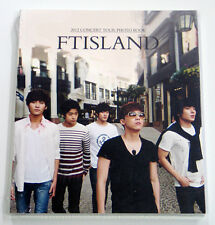 FTISLAND - FT Island 2012 Concert Tour Photobook (200 Page) K-POP