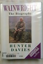 Wainwright the Biography by Hunter Davies: Unabridged Cassette Audiobook (K1)