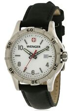 Wenger Platoon Leather Ladies Watch 0921.102