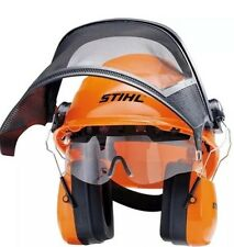 Stihl Integra Helmet System 0000 884 0180 Safety Goggles Chainsaw Brushcutter