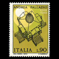 Italy 1973 - Architecture - Sc 1106 MNH