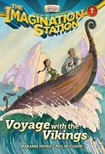 Voyage with the Vikings (AIO Imagination Station Books) by Hering, Marianne, McC