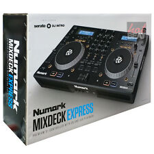 Numark Mixdeck Express MkII Mk2 3-Channel Dual CD Pro DJ Controller 676762825313