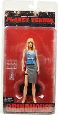 "Grindhouse Planet Terror - 7"" Dakota Action Figure w/ Display Base - NECA"