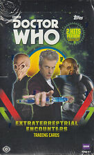 Doctor Who Extraterrestrial - 1 Factory Sealed HOBBY Box