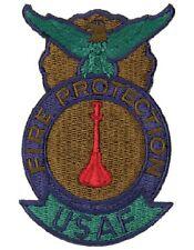 USAF Badge (AF-P110S) One Bugle Subdued