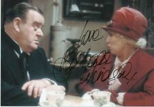 BARBARA WINDSOR Signed 7x5 Photo CARRY ON & YOU RANG M'LORD COA